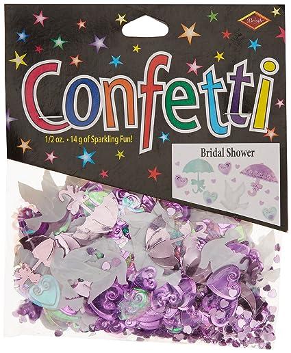 beistle cn040 bridal shower confetti