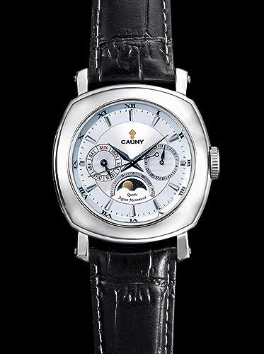 Cauny Reloj 667713A Negro