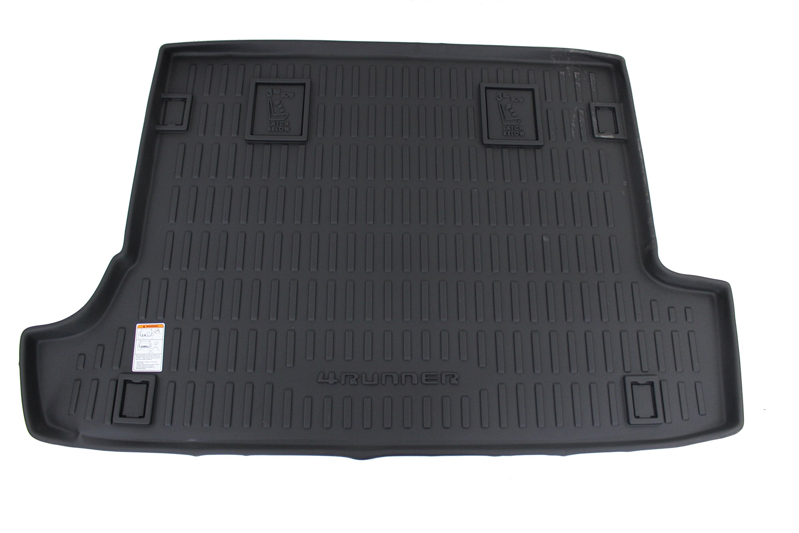 Genuine Toyota Accessories PT218-89111 Cargo Tray for Select 4Runner with 3rd Row