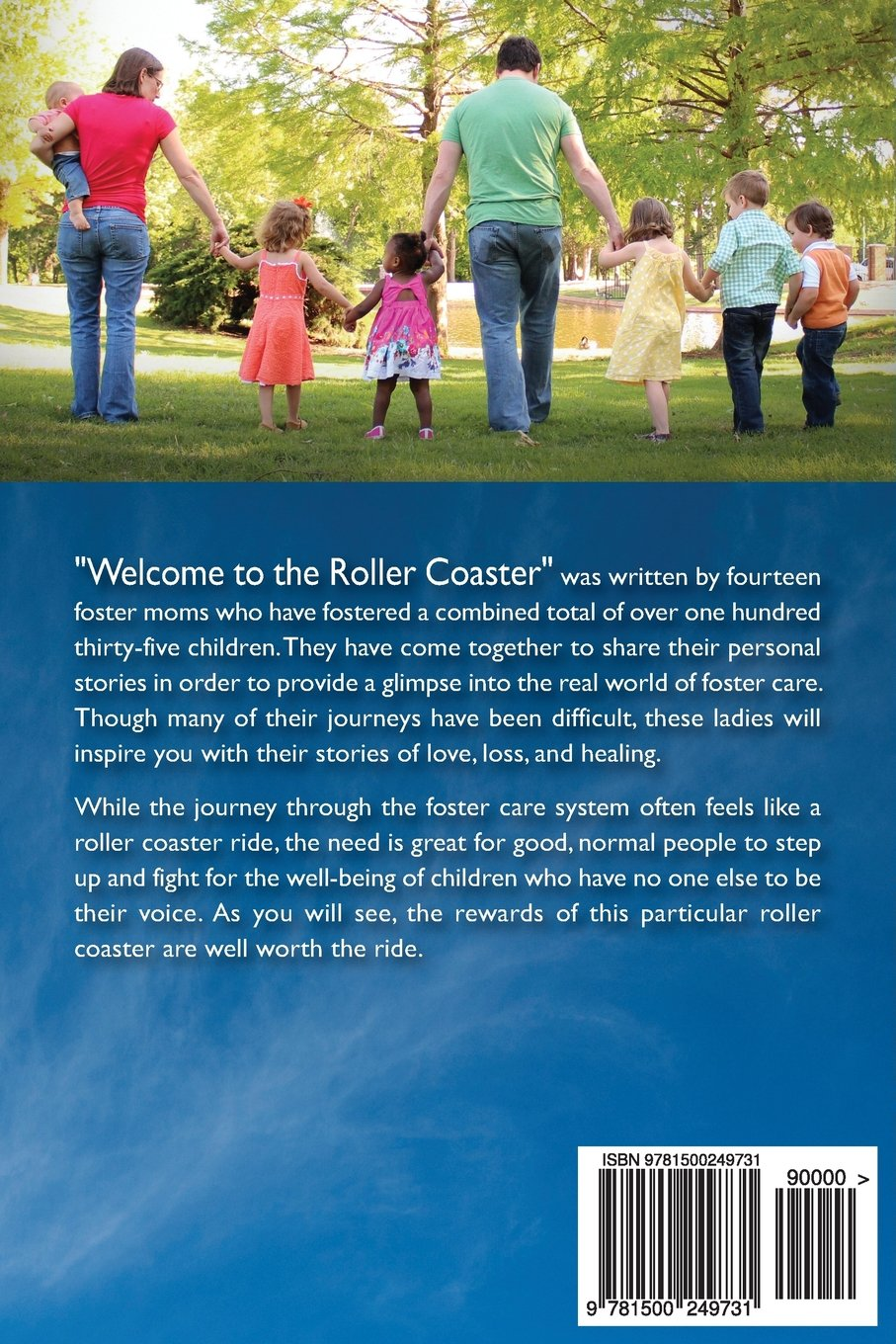 Welcome to the rollercoaster d d foster 9781500249731 amazon welcome to the rollercoaster d d foster 9781500249731 amazon books fandeluxe Ebook collections