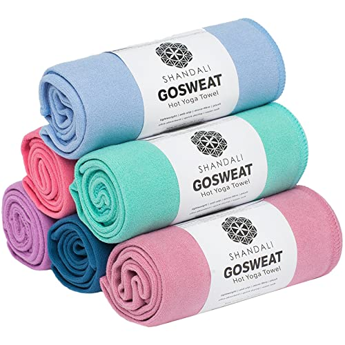 best yoga mat towel