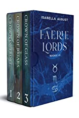 Faerie Lords Books 1-3 Kindle Edition