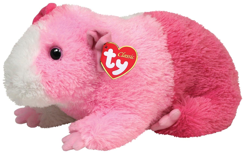 Ty Classic Plush Pinky - Guinea Pig
