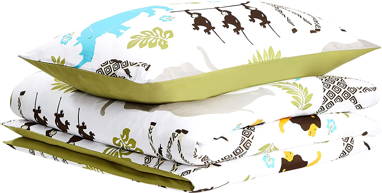 Amazon Basics - Funda nórdica para niños, microfibra ...