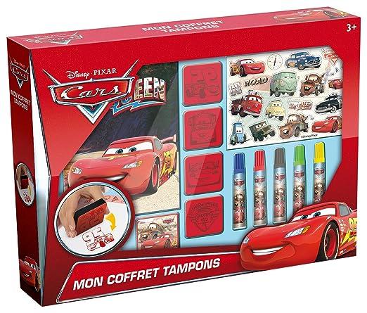 Canal Toys ct04605 - Juego para Crear - Cars - Estuche de ...