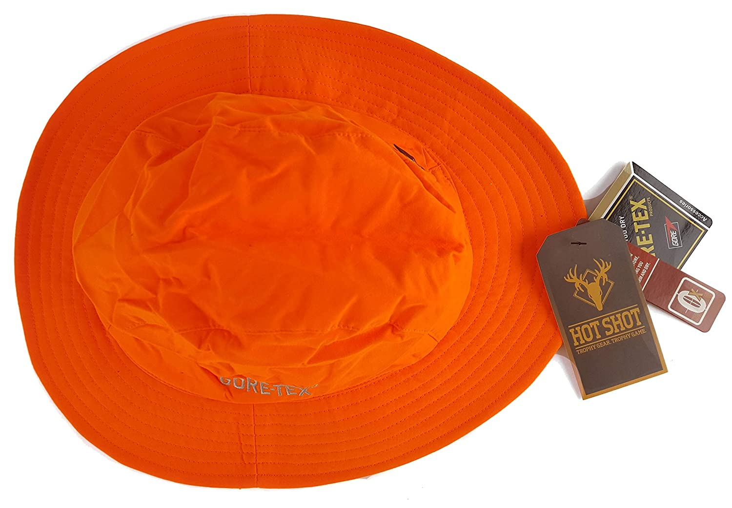 f005b84420651 Gore-Tex Blaze Orange Boonie Hat Size M L