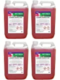 4 x 5 Lires Bubblegum Fragrance Pet Kennel Disinfectant And Deodoriser