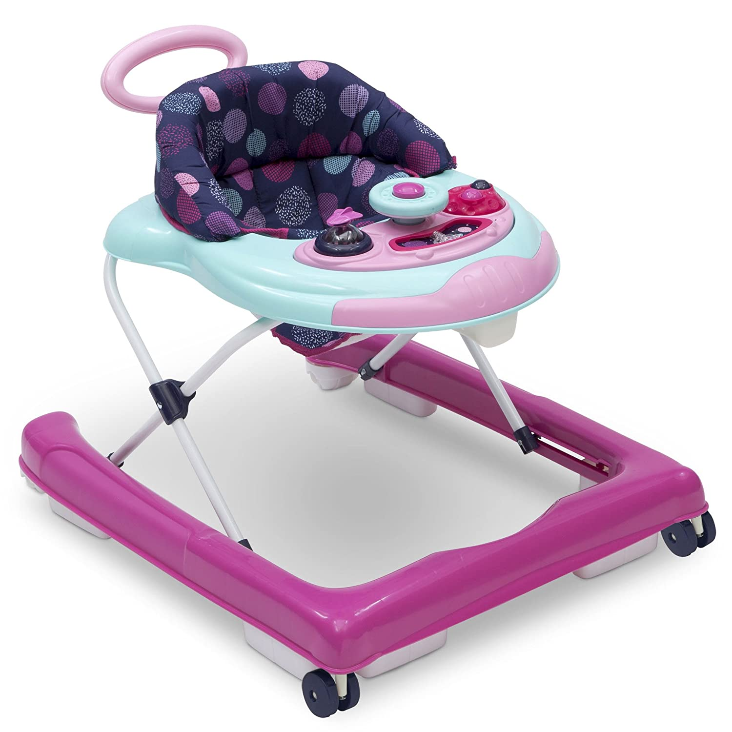 Delta Children First Exploration 2-in-1 Activity Walker, Orbit
