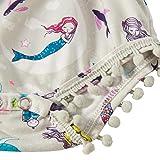 Leapparel Blue Tortoise Fish Jumpsuit Summer Cotton