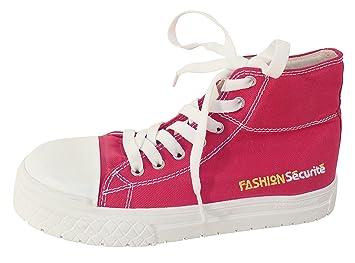 Fs16 De Chaussures Fashion SécuritéRose40 Securite VMUGSzpq