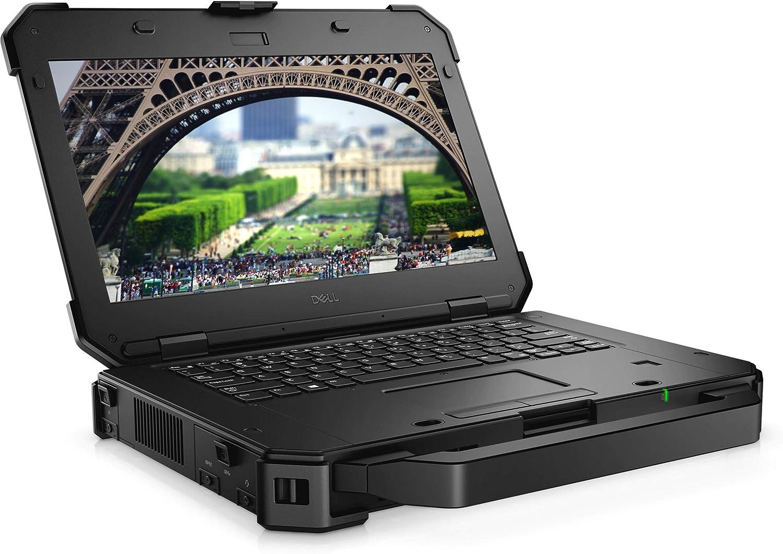 Dell Latitude 7424 Rugged FHD Laptop PC, Intel Core i5-83500 Processor, 16 GB DDR4 Ram, 256GB M.2 SSD, HDMI, Type C Port, USB 3.0 Type A, Wi-Fi & Bluetooth, Windows 10 Pro (Renewed)