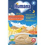 Humana Goodnight with Whole Grain and Banana Infant Milk Cereal - 200g