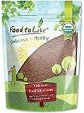 Organic Broccoli Seeds for Sprouting, 2.5 Pounds - Non GMO, Kosher, Vegan, Bulk