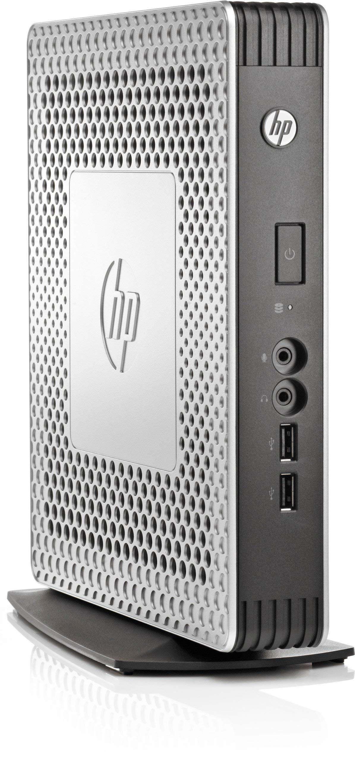 HP t610 Flexibe Client B8C95AA Thin Client - AMD G-Series T56N 1.65 GHz B8C95AA#ABA (Renewed)