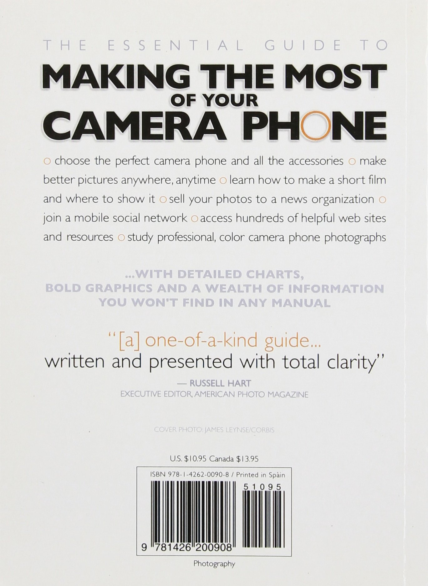 The camera phone book how to shoot like a pro print store the camera phone book how to shoot like a pro print store display send images make a short film aimee baldridge robert clark 9781426200908 fandeluxe Gallery