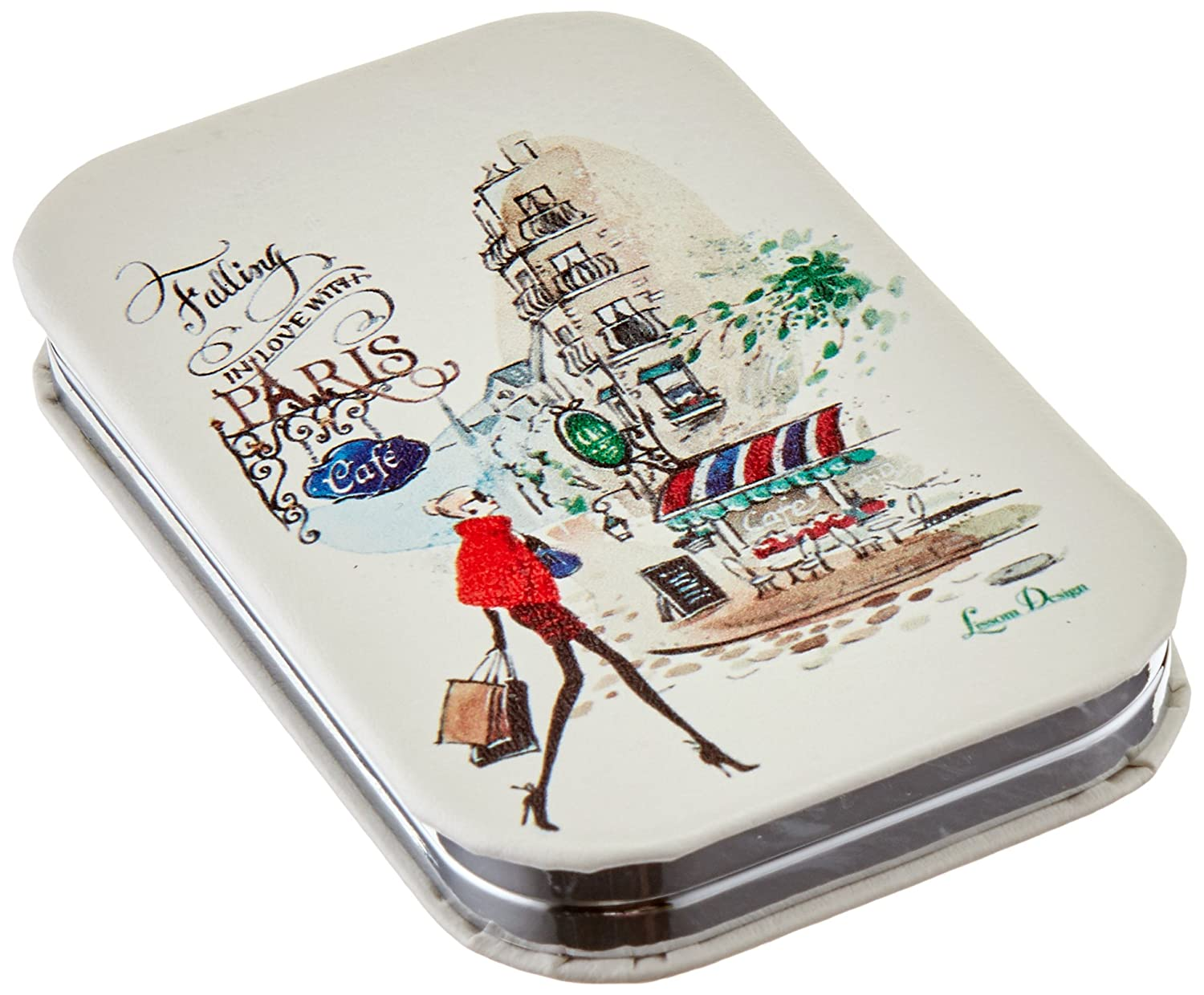 Lissom Design Compact Mirror, from Paris with Love Lissom Designs 61071
