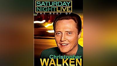 Saturday Night Live (SNL) The Best of Christopher Walken