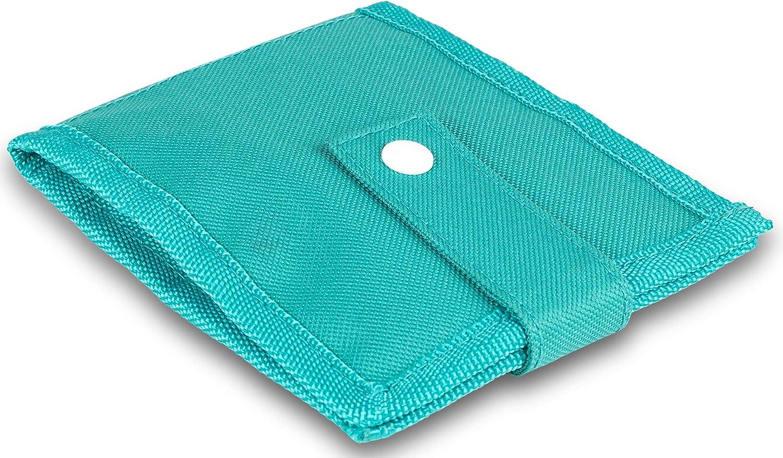 Salvabolsillos enfermera para bata o pijama , verde , Elite Bags