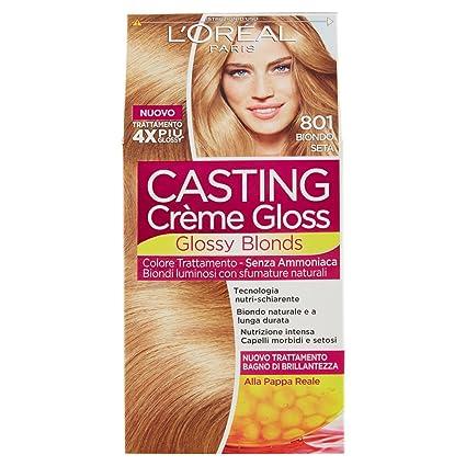 Colore capelli biondo l'oreal