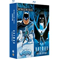 Batman Films animés - Collection de 2 films DC COMICS