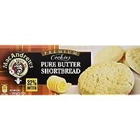 MacAndrews - Butter Hourtbread - Galletas de mantequilla