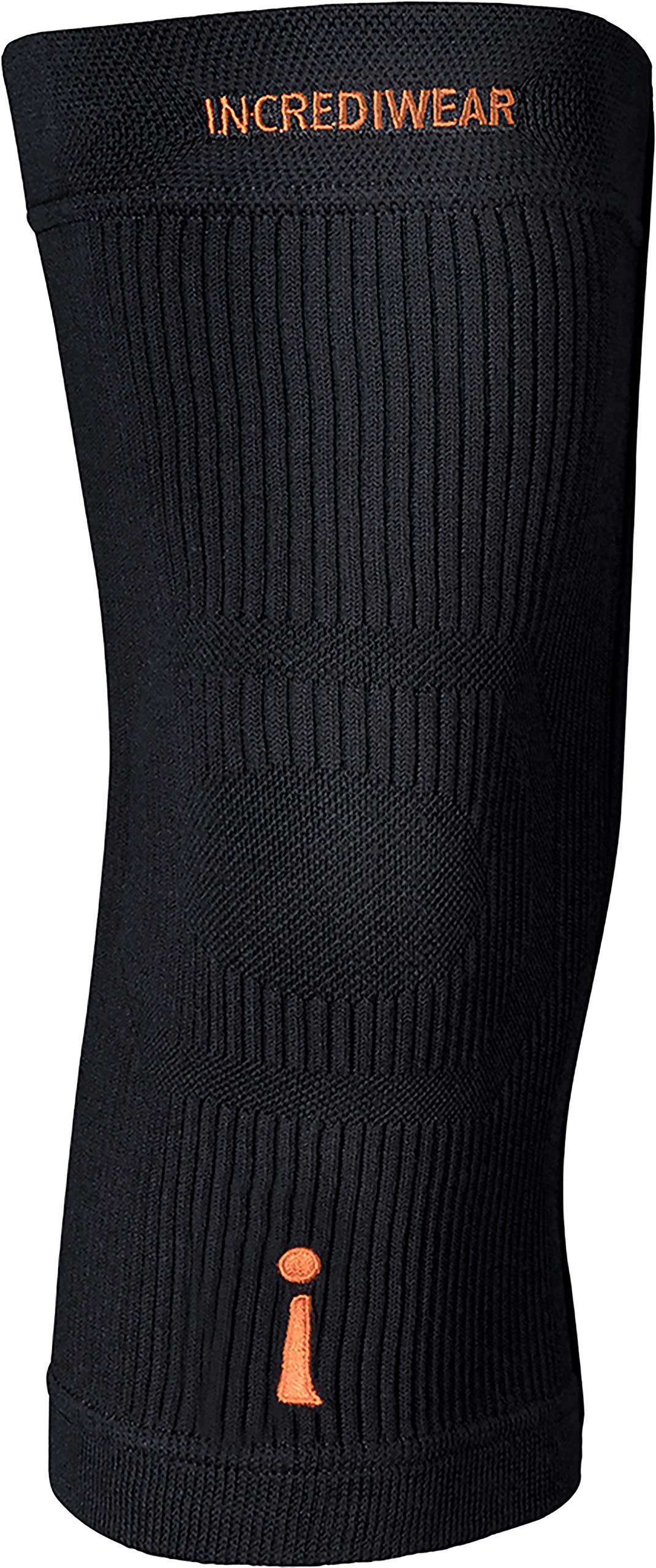 Incrediwear Knee Sleeve, Black, XL by Incrediwear
