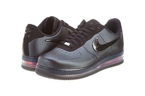 classic fit da25d 1d344 Nike Air Force 1 Posite FL Max QS (Black Black) Limited Mercer (