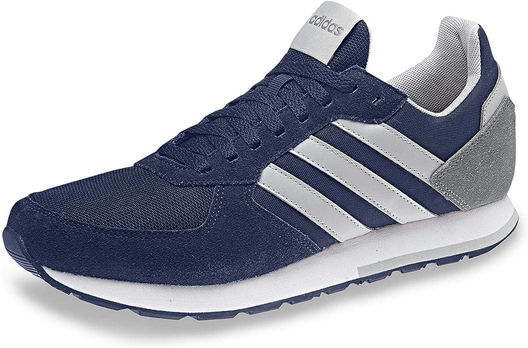 adidas 8k, Zapatillas de Running Hombre: Amazon.es: Zapatos y complementos