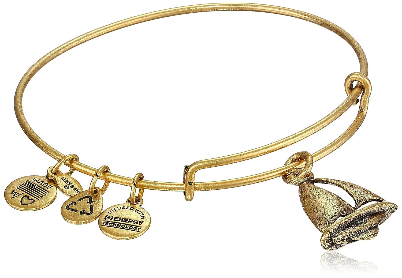 Alex Ani Sailboat Expandable Bracelet Image 1