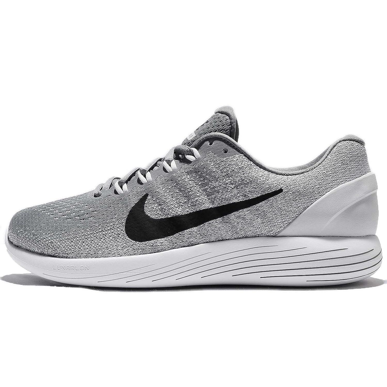 (ナイキ) ルナグライド 9 メンズ ランニング シューズ Nike Lunarglide 9 904715-002 [並行輸入品] B074W784GW 26.0 cm COOL GREY/BLACK-PURE PLATINUM