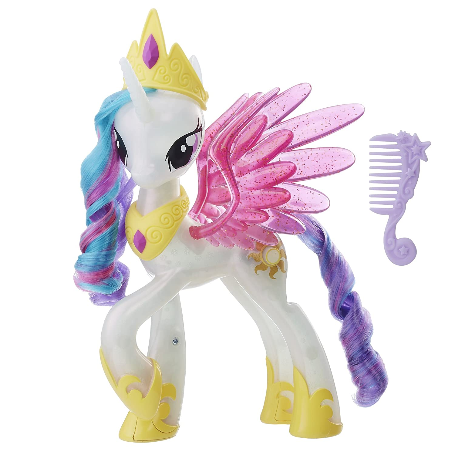 My Little Pony Princess Celestia Glitter and Grow Hasbro E0190