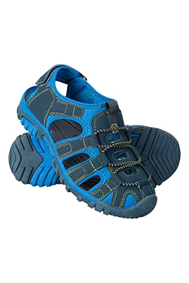 db596a038d4be Mountain Warehouse Bay Kids Shandals - Neoprene Shoes Sandals ...