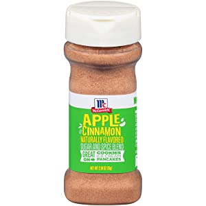 McCormick Blend, Apple Cinnamon Sugar & Spice, 2.18 Ounce