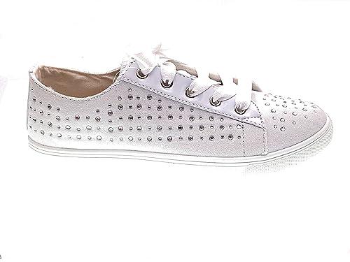 Sport Donna Basse Scarpe Tipo Converse Piccoli ♚ Sneakers Monelli 0wvm8nN