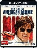 AMERICAN MADE - UHD/BD/UV - 2 DISC