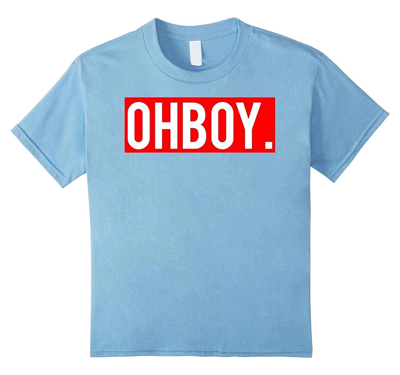 OhBoy Shirt funny style cheap-Tovacu