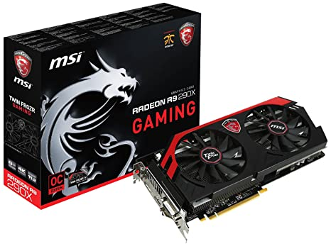 Amazon.com: MSI Tarjetas gráficas R9 Gaming 2 G: Computers ...
