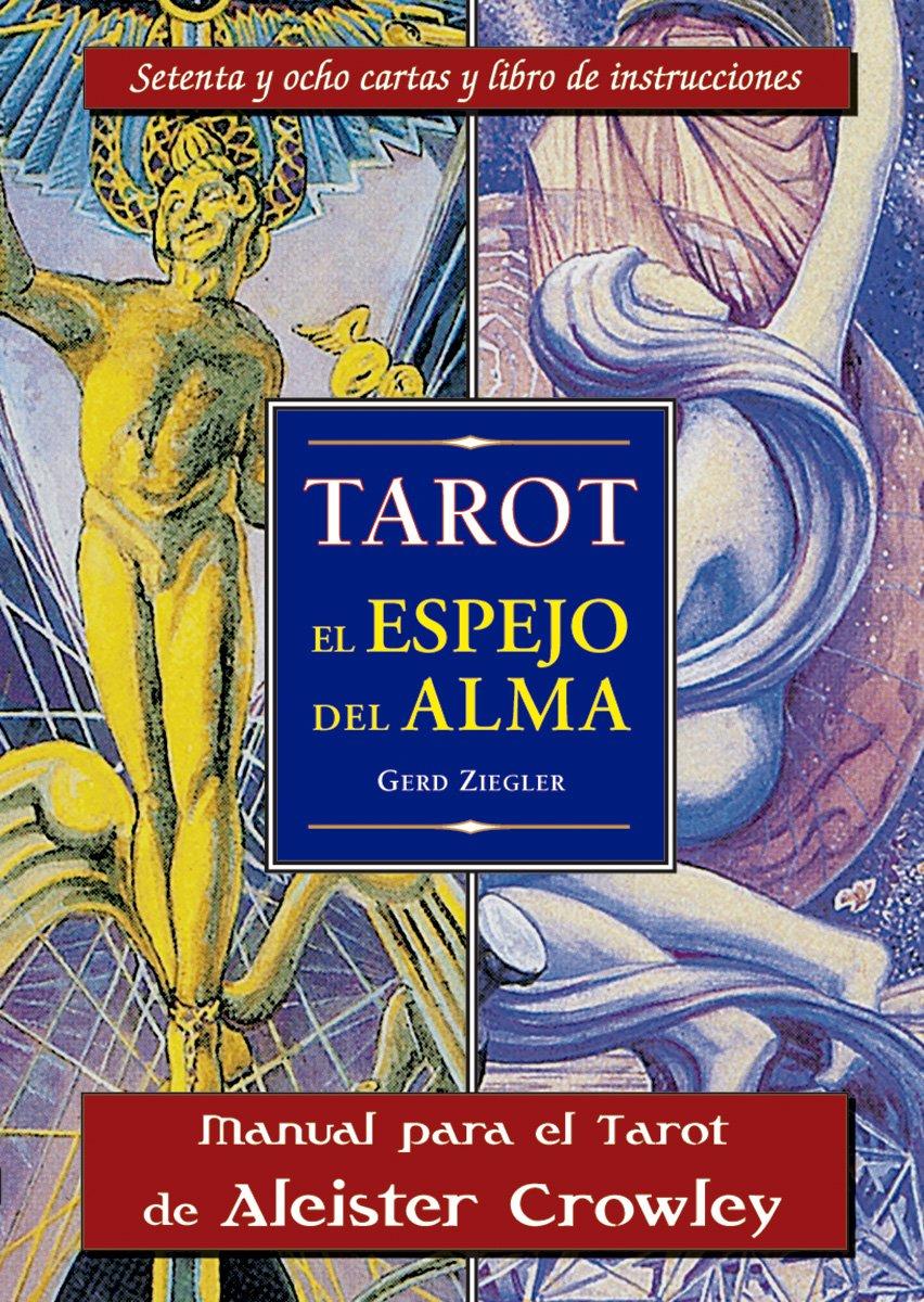 Espejo del Alma-Tarot (Spanish Edition): Crowley ...