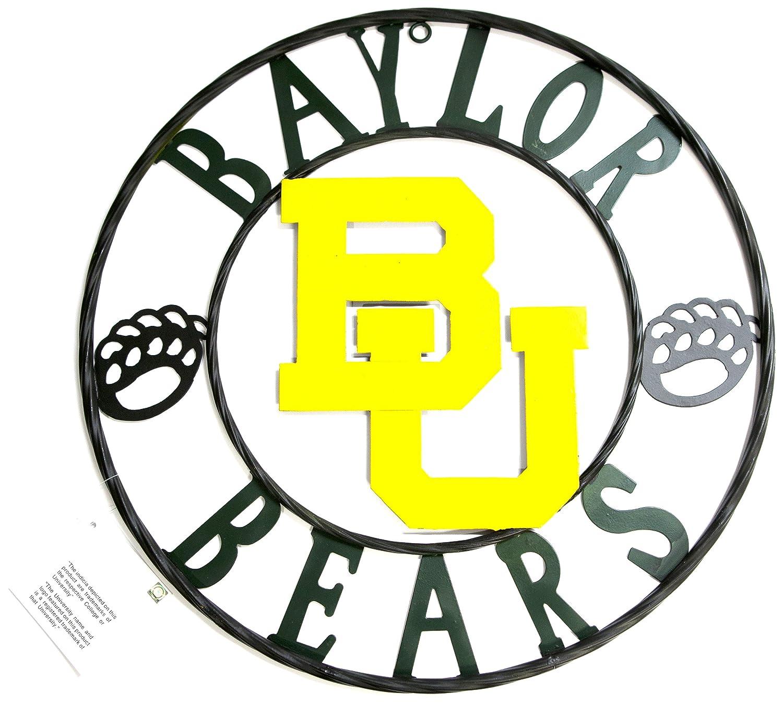 Amazon.com : LRT SALES LLC NCAA Collegiate Wrought Iron Wall Decor ...