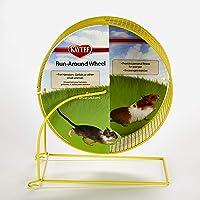 "Super Pet Kaytee Run-Around Exercise Wheel, Regular, 8"", Colors Vary"