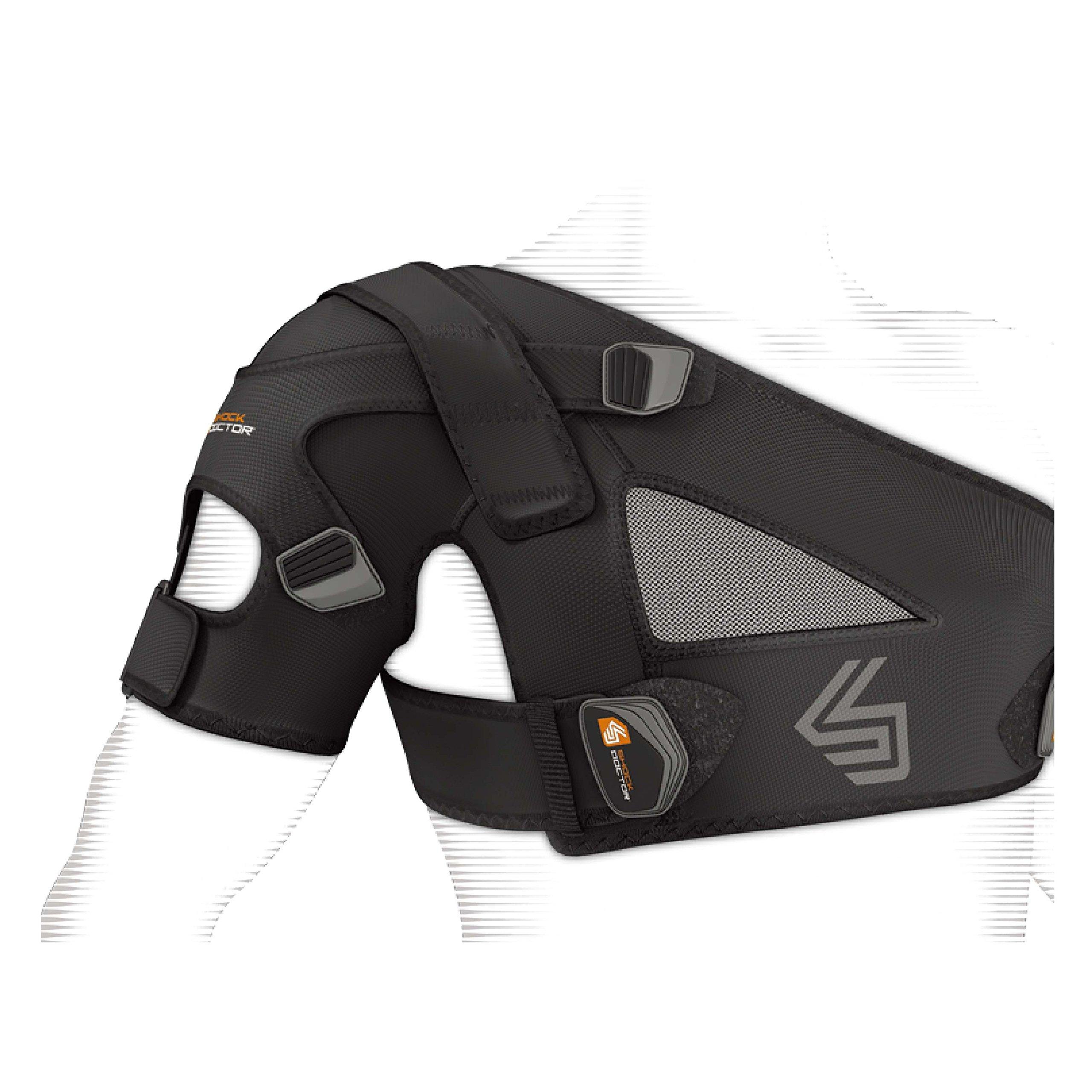 Shock Doctor Shoulder Support (Black, X-Small) by Shock Doctor