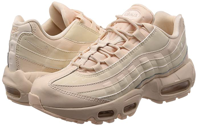 Nike Women's WMNS Air Max 95 Lx, Guava IceGuava Ice, 7.5 US