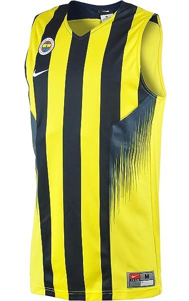 Nike Fenerbahce Estambul ulker Baloncesto Jersey Classic (L ...