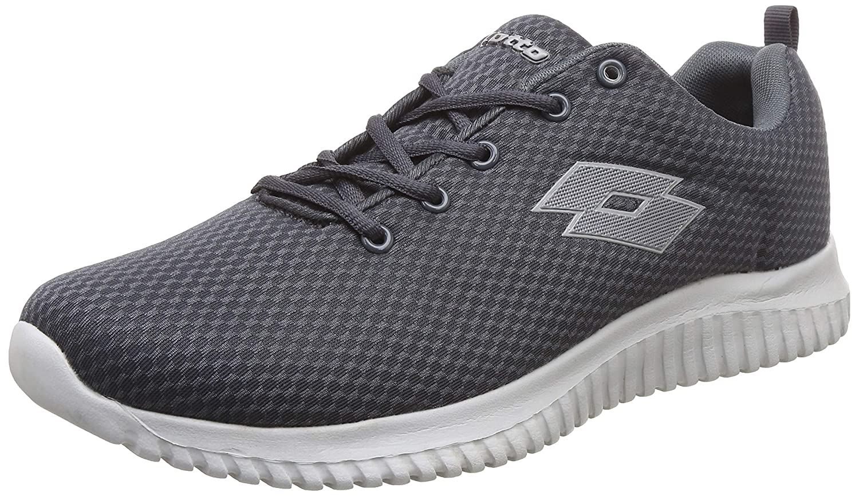 Vertigo 3.0 Black Running Shoes-7 UK