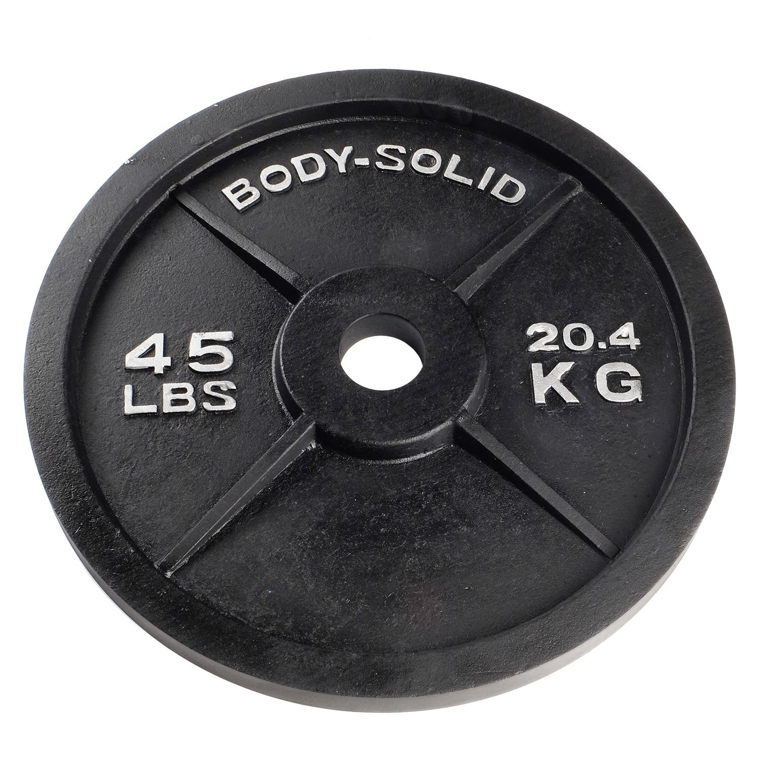 Body-Solid 45 lb. Olympic Plate