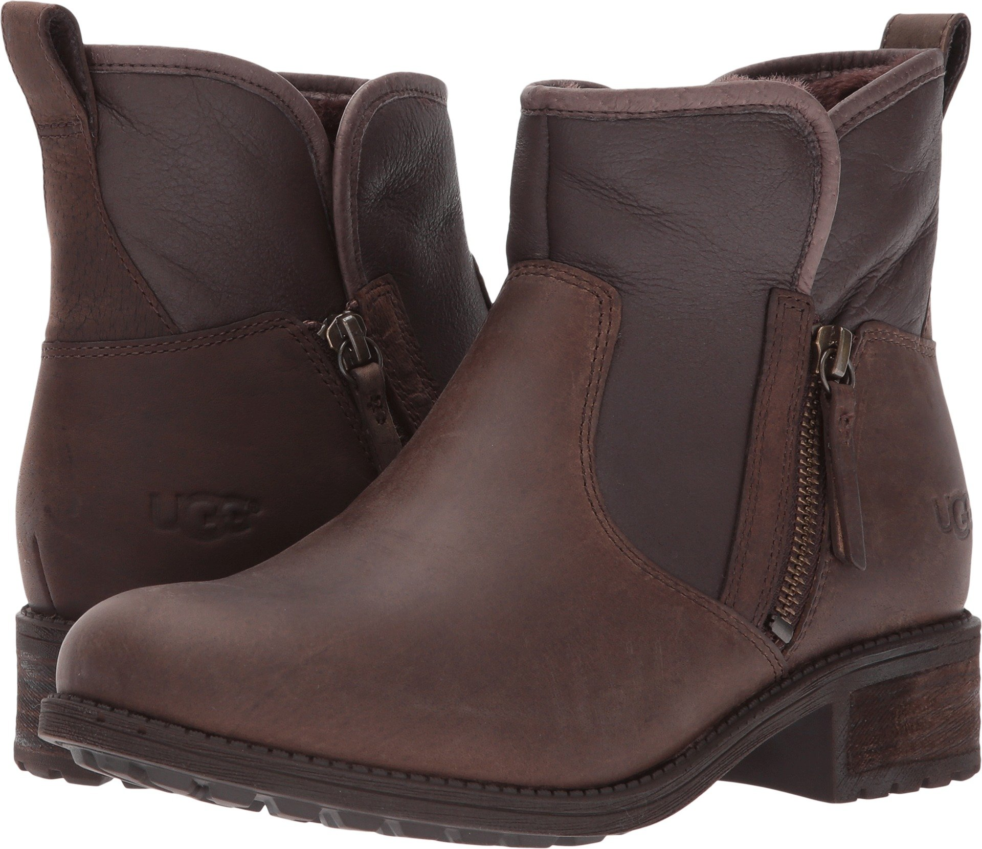 UGG Women's Lavelle Boot Stout Size 6.5 B(M) US