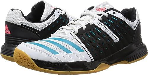 adidas Performance Mujer Essence 12 zapatillas de balonmano, multicolor, 10,5: Amazon.es: Deportes y aire libre