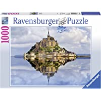Ravensburger St Michaels Mount Puzzle 1000pc,Adult Puzzles
