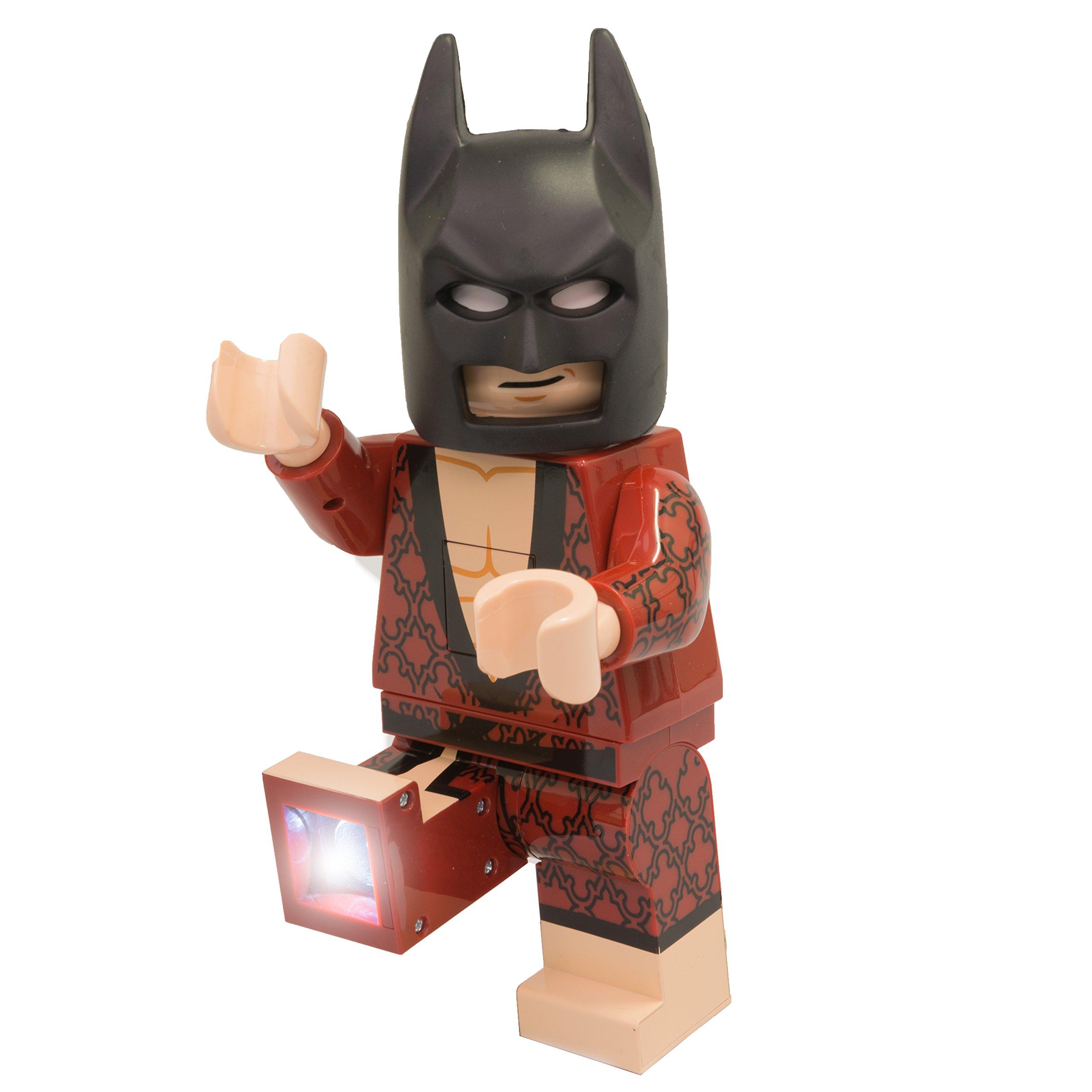 LEGO Batman Movie - Kimono Batman LED Torch Night Light/Reading Light - 8 in