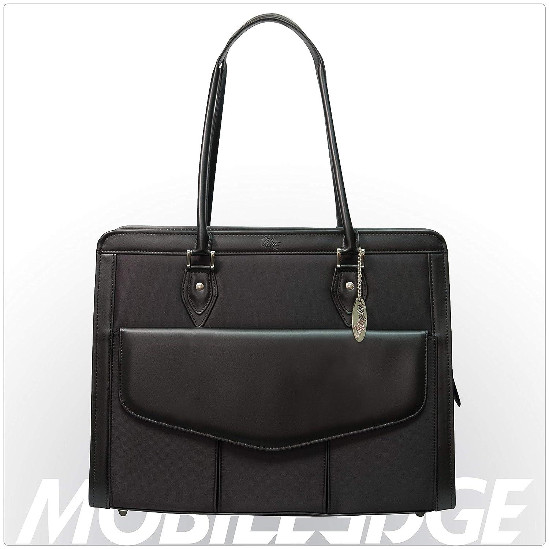d9bb27b417d Amazon.com  Mobile Edge Women s Black w Black Leather Trim